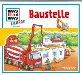 Baustelle / Was ist was junior Bd.2 (1 Audio-CD)