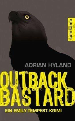 Outback Bastard - Hyland, Adrian