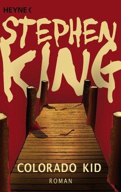 Colorado Kid - King, Stephen