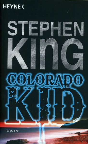 Colorado Kid - King, Stephen