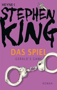 Das Spiel (Gerald's Game) - King, Stephen