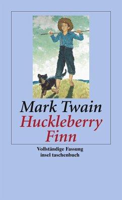 Abenteuer von Huckleberry Finn - Twain, Mark