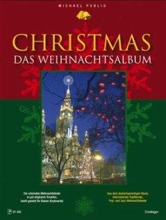 Christmas - Das Weihnachtsalbum, für Klavier/Keyboards