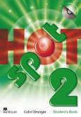 Student's Book, w. CD-ROM / Hot Spot Level.2