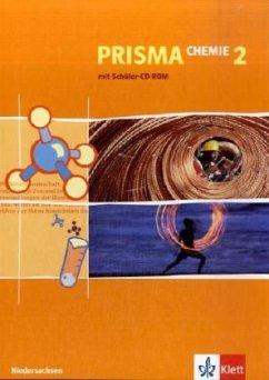 Prisma Chemie. Neubearbeitung. Schülerbuch 7./8. Schuljahr mit Schüler CD-ROM. Ausgabe für Niedersachsen Bd.2