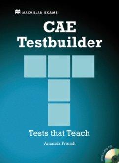 CAE Testbuilder, w. 2 Audio-CDs (With Key)