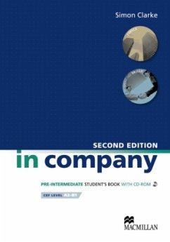 In Company. Pre-Intermediate. Student´s Book