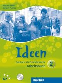 Ideen 2. Arbeitsbuch