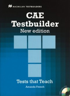 CAE Testbuilder. Tests that Teach. Student's Book - French, Amanda