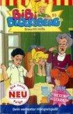 Bibi Blocksberg braucht Hilfe, 1 Cassette