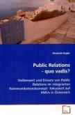 Public Relations - quo vadis?