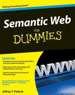 Semantic Web For Dummies