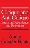 Critique and Anti-Critique