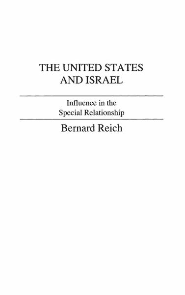 ireland and united states relationship with israel