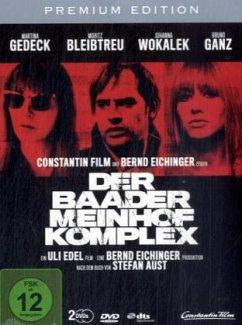 Der Baader Meinhof Komplex, Premium Edition, DV...