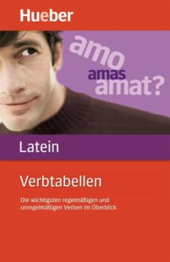 Verbtabellen Latein - Strehl, Linda