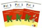 Piri Das Sprach-Lese-Buch. Leseheft 3. Schuljahr