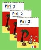 Piri Das Sprach-Lese-Buch. Leseheft 1-3