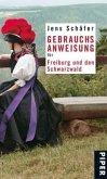 Gebrauchsanweisung für Freiburg und den Schwarzwald