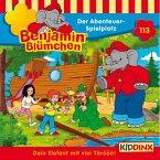 Der Abenteuer-Spielplatz / Benjamin Blümchen Bd.113 (1 Audio-CD)