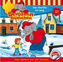 Der Gorilla ist weg / Benjamin Blümchen Bd.37 (...