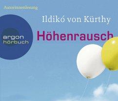 Höhenrausch, 4 Audio-CDs - Kürthy, Ildikó von
