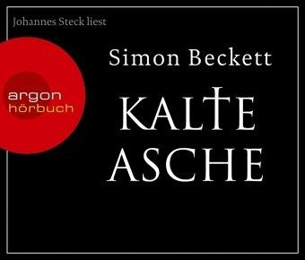 Kalte Asche / David Hunter Bd.2, 6 Audio-CDs - Beckett, Simon