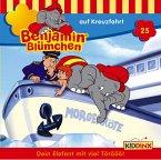 Benjamin Blümchen auf Kreuzfahrt / Benjamin Blümchen Bd.25 (1 Audio-CD)