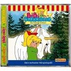 Das traurige Einhorn / Bibi Blocksberg Bd.96 (1 Audio-CD)