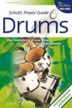 Schott Praxis-Guide Drums