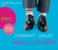Millionär, 4 Audio-CDs - Jaud, Tommy