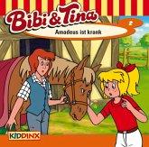 Amadeus ist krank / Bibi & Tina Bd.2 (1 Audio-CD)