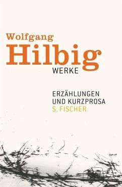 Erzählungen und Kurzprosa / Wolfgang Hilbig Werke Bd.2 - Hilbig, Wolfgang