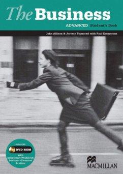 The Business Advanced. Student's Book - Allison, John; Appleby, Rachel