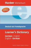 Hueber Wörterbuch Learner's Dictionary