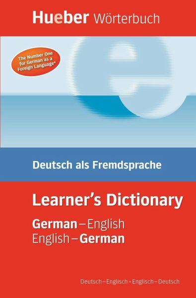 hueber w rterbuch learner 39 s dictionary schulb cher. Black Bedroom Furniture Sets. Home Design Ideas