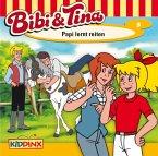 Papi lernt reiten / Bibi & Tina Bd.3 (1 Audio-CD)