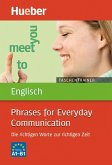 Taschentrainer Englisch. Phrases for Everyday Communication