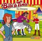 Das Zirkuspony / Bibi & Tina Bd.4 (1 Audio-CD)