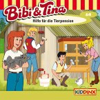 Hilfe für die Tierpension / Bibi & Tina Bd.64 (1 Audio-CD)