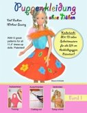 Puppenkleidung ohne Nähen, Band 1 - Doll Fashion Without Sewing, Vol. 1