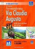 Hikeline Wanderführer Via Claudia Augusta