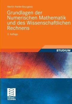 Grundlagen der Numerischen Mathematik und des Wissenschaftlichen Rechnens - Hanke-Bourgeois, Martin