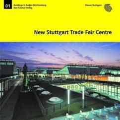 New Stuttgart Trade Fair Centre - Brandl, Thomas