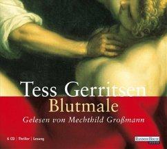 Blutmale / Jane Rizzoli Bd.6 (6 Audio-CDs) - Gerritsen, Tess