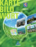 Karte Bild Wort. Grundschulatlanten. Schülerband. hessen Ausgabe 2007 / 2008
