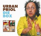 Die Box, 4 Audio-CDs