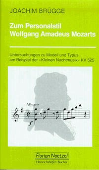 Zum Personalstil W. A. Mozarts