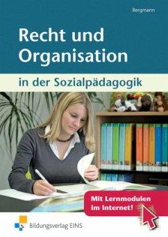 Recht und Organisation in der Sozialpädagogik - Bergmann, Rainer