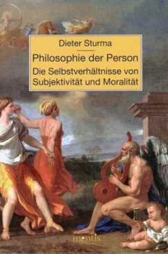 Philosophie der Person - Sturma, Dieter